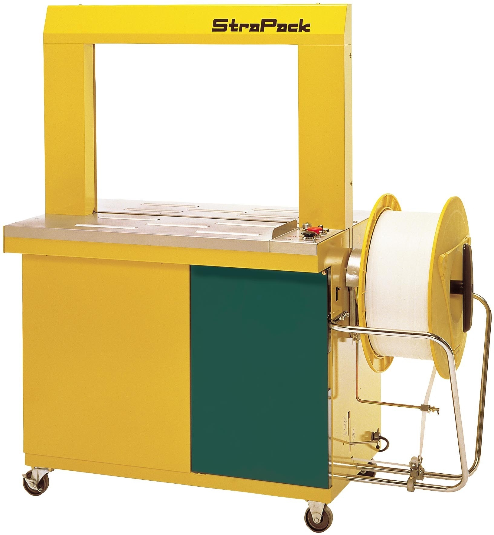 RQ-8 Automatic Strapping Machine