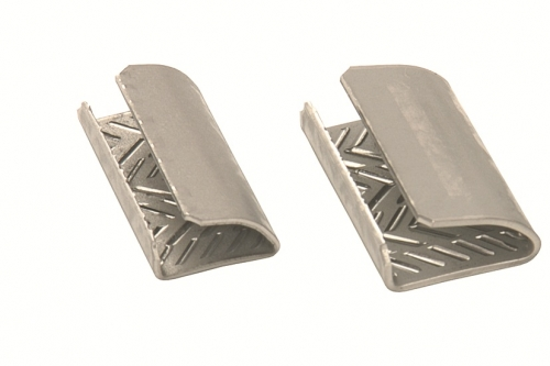 Serrated Strapping Seals For Plastic Strapping