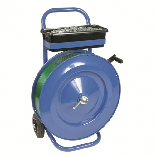 Plastic Strapping Dispenser Trolley