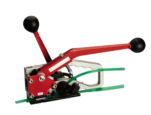 Heavy Duty Combination Strapping Tool