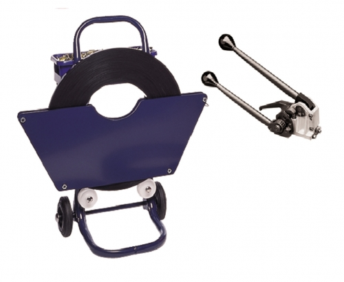 Steel Strapping Kit With Combination Strap Tool