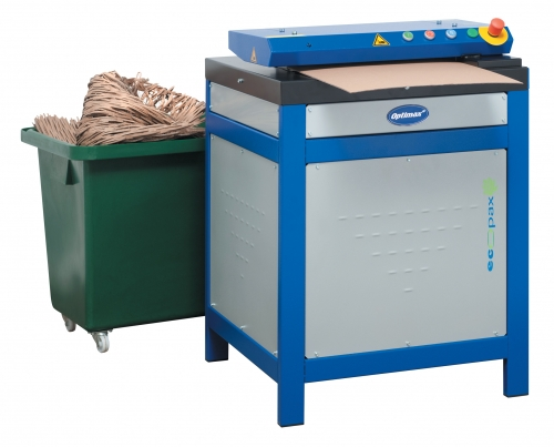 Cardboard Shredding Machine NS 422